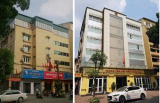 Dự án cải tạo - sửa chữa: Trung tâm Hội nghị Giáo dục - 23 Lê Thánh Tông, Hoàn Kiếm, Hà Nội