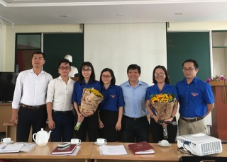 Đại hội Đoàn TNCS Hồ Chí Minh Viện NCTK Trường học nhiệm kỳ 2017-2019