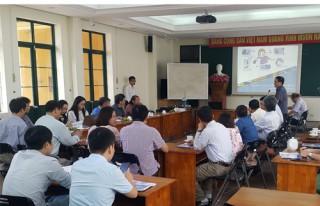 Tọa đàm khoa học đẩy mạnh hoạt động nghiên cứu, sáng tạo Đồ dùng dạy học (ĐDDH), Thiết bị dạy học (TBDH) phục vụ cho chương trình giáo dục mới