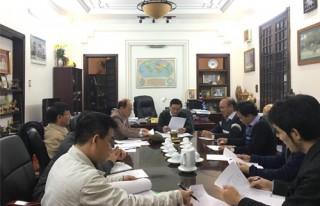 Làm việc với Sở GD&ĐT tỉnh Khánh Hòa về điều chỉnh Quy hoạch phát triển mạng lưới Giáo dục Đào tạo tỉnh Khánh Hòa giai đoạn 2012-2020 và tầm nhìn đến năm 2025