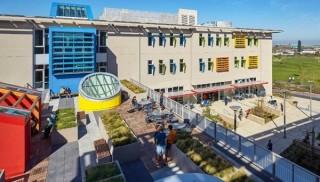 Những trường học có kiến trúc sáng tạo và ấn tượng bậc nhất thế giới