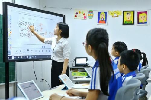 TS Lê Hồng Sơn - Giám đốc Sở GD&ĐT TPHCM: Thời cơ đặc biệt để phát triển giáo dục thông minh