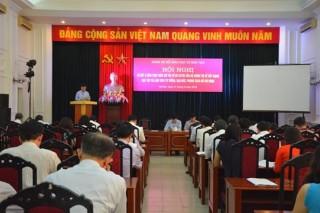 Bộ GD&ĐT tổ chức hội nghị sơ kết 2 năm thực hiện chỉ thị số 05-CT/TW của Bộ Chính trị